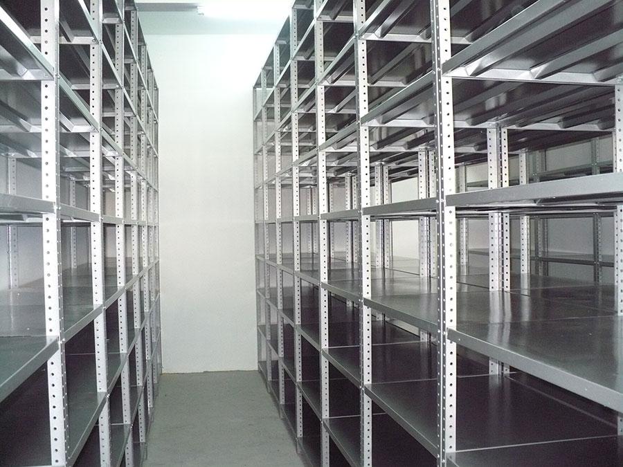 Estanteria metalica anaqueles metalicos estantes - Estanteria metalica precio ...