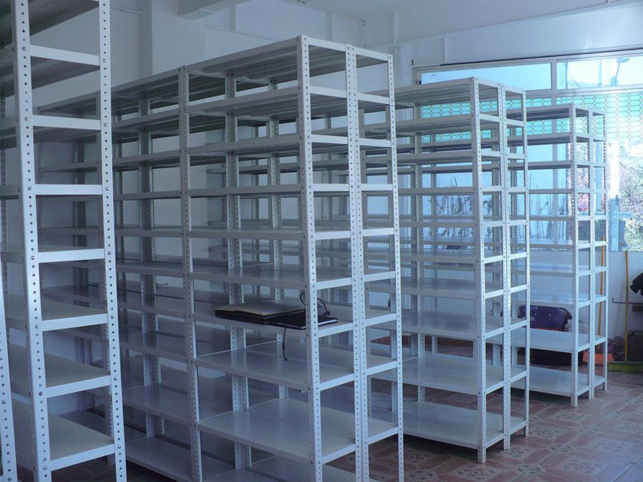 Estantes Para Archivos Oficina.Estanteria Metalica Anaqueles Metalicos Estantes Metalicos Para